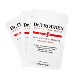 TOSOWOONG - Dr. Troubex Sparkling Mask
