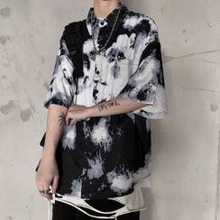 Koiyua - Tie Dye Short-Sleeve Shirt