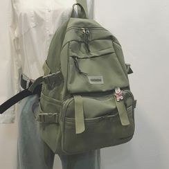 Hase Babe(ヘイスベイブ) - Buckled Backpack