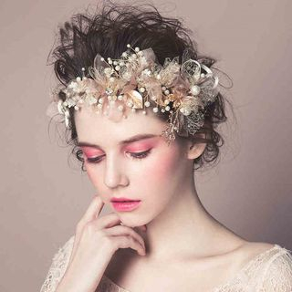 Neostar - Bridal Hair Clip Set
