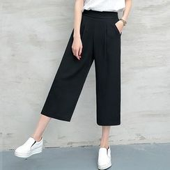 In the Mood - Wide Leg Pants
