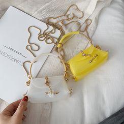Anadelta - Transparent Mini Hand Bag