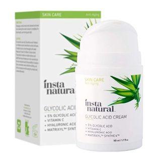 InstaNatural - Glycolic Acid Cream