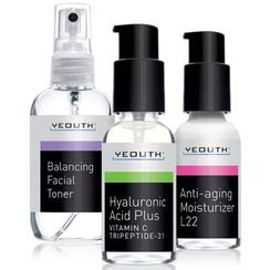 YEOUTH - Essentials Anti-Aging Skin Care System (Set of 3)