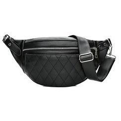 Diamante - Quilted Fanny Pack