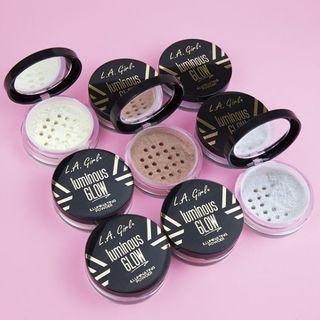 L.A. Girl Cosmetics - Luminous Glow Illuminating Powder (3 Types)