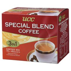 UCC - Special Blend 3in1 Instant Coffee 17g x10