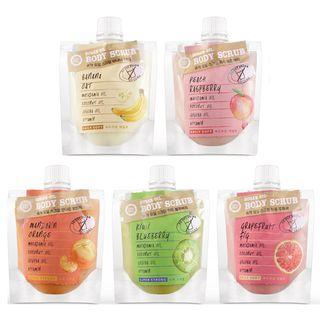 HAPPY BATH - Sugar Oil Body Scrub 200g (5 Flavors)