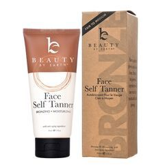 Beauty by Earth(ビューティバイアース) - Face Self Tanner Natural Sunless Tanning Lotion