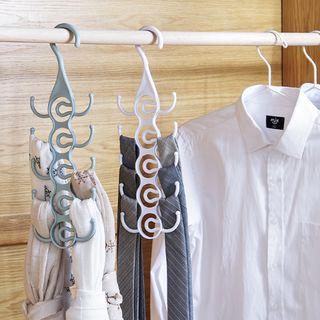 Houmu - Plastic Multi Prong Hanger