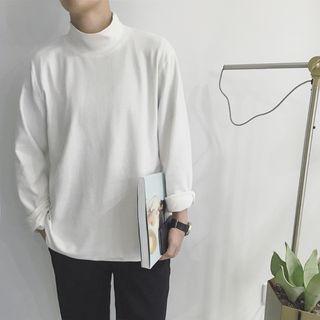Holzwege - Mock-Turtleneck Sweater