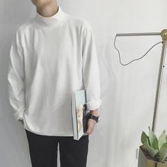 Holzwege - Mock-Neck Sweater