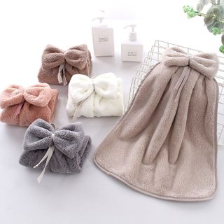 Sakura Cloud - Bow Hand Towel