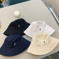 Birravin - 刺绣恐龙渔夫帽
