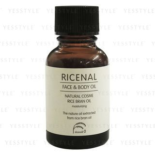virtue - Ricenal Face & Body Oil