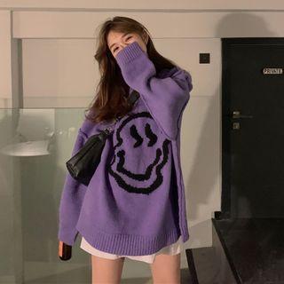 Fabricino - Jacquard Sweater