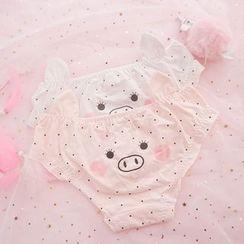 Nikiki(ニキキ) - Piggy Panties