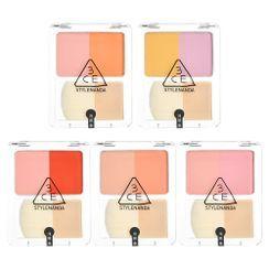 3CE - Dual Blend Blusher (5 Colors)