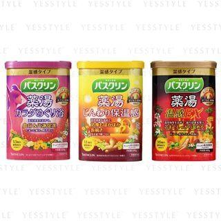 BATHCLIN - Yakutou Bath Salt 600g - 3 Types