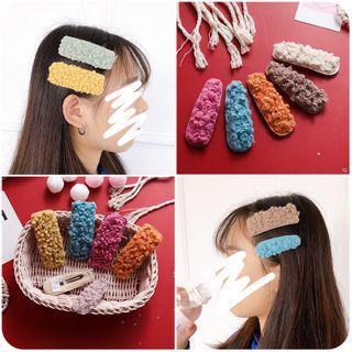 Chimi Chimi - 羊毛发夹