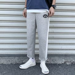 East Wolf - Contrast Detail Sweatpants