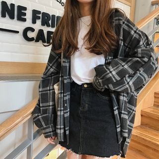 Dute - Plaid Shirt