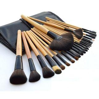 Brushup - 化妝刷套裝 (24支 + 刷包)