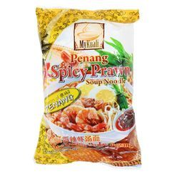 Grainee Foods - MyKuali Penang Spicy Prawn Soup Noodle