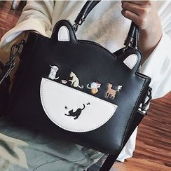 BeiBaoBao(ベイバオバオ) - Cat Crossbody Bag