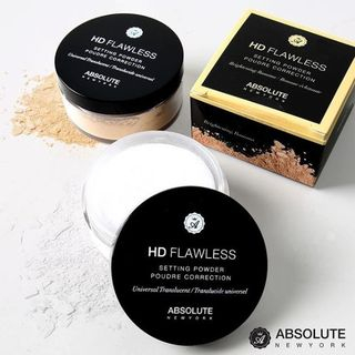 Absolute - HD Flawless Setting Powder (2 Colors), 15g