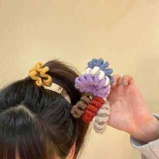 Calypso - Mohair Coil Hair Tie