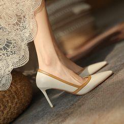 Cinnabelle - 尖头高跟鞋