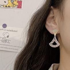 LIVSIA - Rhinestone Earring