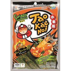 Tao Kae Noi - Crispy Seaweed Tom Yum Goong Flavor 32g