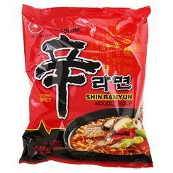 Grainee Foods - Nongshim Shin Ramen Noodle Spicy Mushroom Flavor