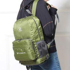 Bagolo - Foldable Nylon Backpack