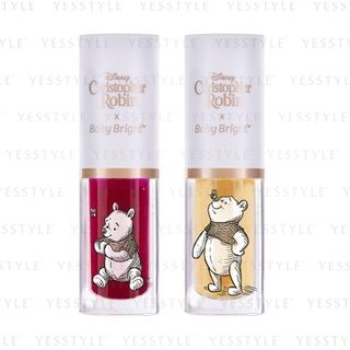 Baby Bright - Disney's Christopher Robin Winnie The Pooh Happy Honey Lip Oil - 2 Types