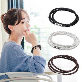 KINNO - Woven Layered Bracelet