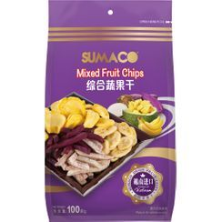 Three O'Clock - Vietnam Sumaco Dried Fruit Mixed Fruit Chips 100g