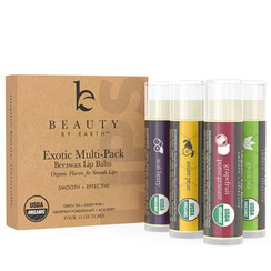 Beauty by Earth - Organic Superfruit Beeswax Lip Balm