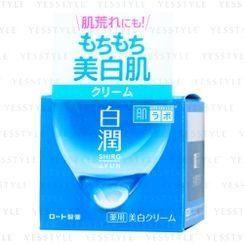 Rohto Mentholatum - Hada Labo Shirojyun Arbutin Whitening Cream