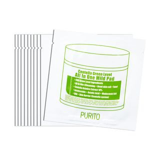 PURITO - Centella Green Level All In One Mild Pad Pouch