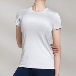 Santi - Short-Sleeve Sports T-Shirt