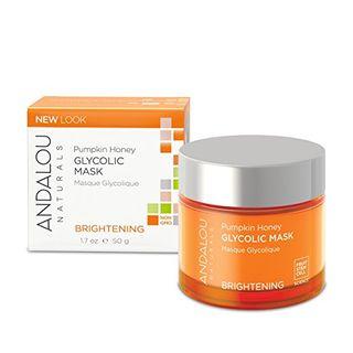 Andalou Naturals - Masque glycolique à la citrouille et à la vitamine C