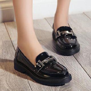 Freesia - 扣带乐福鞋