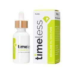 Timeless Skin Care(タイムレススキンケア) - スクワランオイル 100% ピュア 30ml/1oz