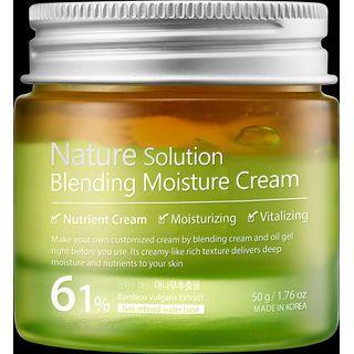 THE PLANT BASE - Nature Solution Blending Moisture Cream