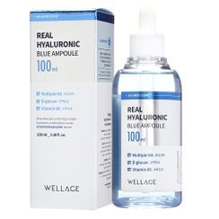WELLAGE - Real Hyaluronic Blue 100 Ampoule