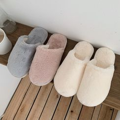 Honkizz(ホンキッズ) - Furry Home Slippers