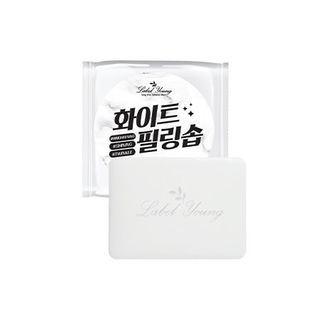 Label Young - Shocking White Peeling Soap
